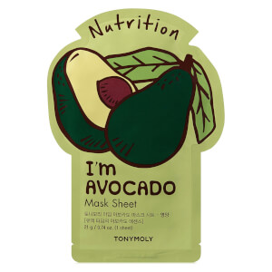 TONYMOLY I'm Avocado Sheet Mask 21g
