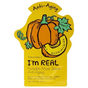 TONYMOLY I'm Pumpkin Sheet Mask 21ml