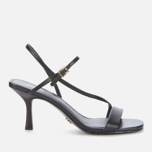 MICHAEL MICHAEL KORS Women's Tasha Heeled Sandals - Black