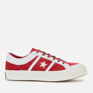 Converse Men's One Star Academy Ox Trainers - Red/White