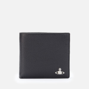 Vivienne Westwood Men's Milano Wallet with Coin Pocket - Black