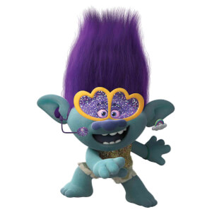 Trolls World Tour Branch Mini Sized Cardboard Cut Out