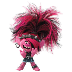 Trolls World Tour Poppy Punk Mini Sized Cardboard Cut Out from I Want One Of Those