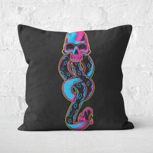 Harry Potter Dark Mark Square Cushion