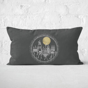 Harry Potter Hogwarts Rectangular Cushion
