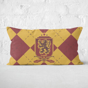 Harry Potter Gryffindor Rectangular Cushion
