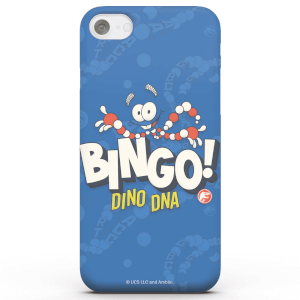 Funda Móvil Jurassic Park Bingo Dino DNA para iPhone y Android