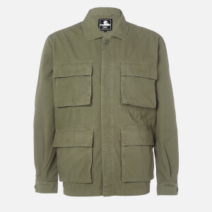 Edwin Men's Survival Jacket - Military Green