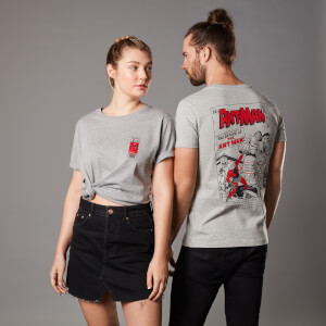 Camiseta Marvel Ant-Man Issue 35 - Unisex - Gris