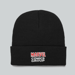 Marvel Comics Beanie - Black