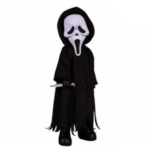 Mezco Living Dead Dolls Presents Scream Ghostface Doll