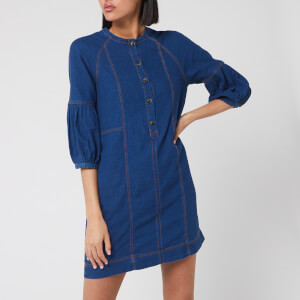 Whistles Women's Alria Denim Dress - Blue