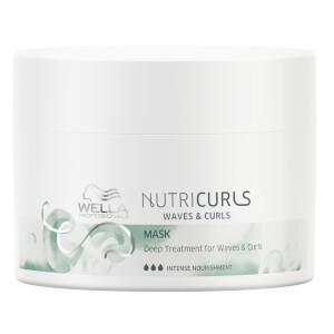 Wella Professionals Care NutriCurls Deep Treatment for Waves & Curls 150ml