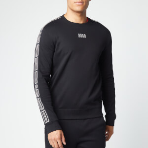 HUGO Men's Doby203 Sweatshirt - Black