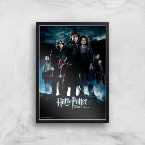 Harry Potter and the Goblet Of Fire Giclee Art Print