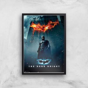 The Dark Knight Giclee Art Print