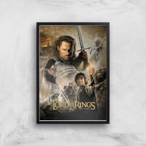 Lord Of The Rings: The Return Of The King Giclee Art Print