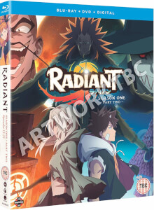 RADIANT: Season One Part Two - Limited Edition