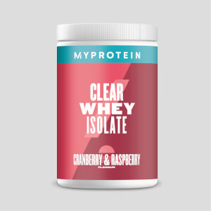 Myprotein Clear Whey Isolate