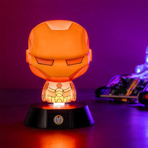 Marvel Iron Man Icon Light