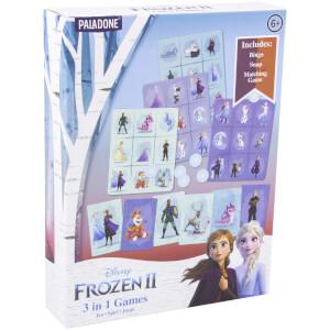 Frozen 2 - 3 in 1 Games