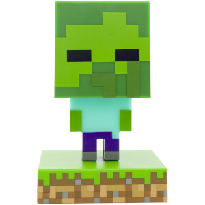 Minecraft Zombie Icon Light