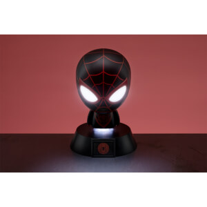 Marvel Miles Morales Icon Light