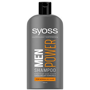 SYOSS MEN Power Shampoo