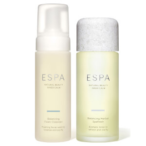 ESPA Balancing Cleanse and Tone Duo (Worth £50)