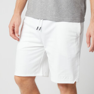 BOSS Men's Heritage Shorts - White