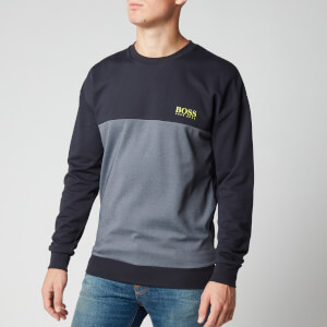 BOSS Men's Tracksuit Sweatshirt - Blue