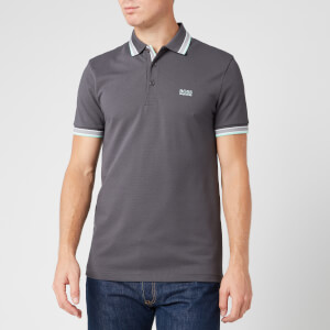BOSS Men's Paddy Polo Shirt - Dark Grey
