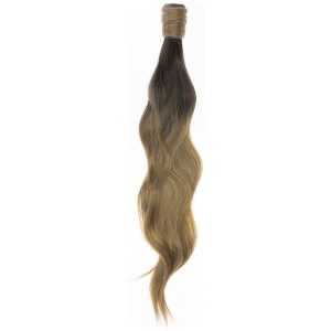 Easilocks x Jordyn Woods Ponytail - Medium Brown Ombre