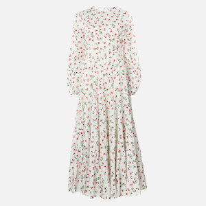RIXO Women's Pip Maxi Dress - Ditsy Floral