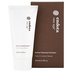 endota spa Active Thermal Exfoliant 50ml
