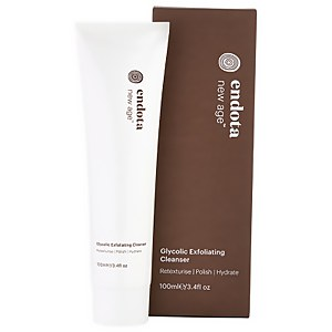 endota spa Glycolic Exfoliating Cleanser 100ml