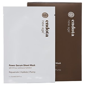 endota spa New Age Power Serum Sheet Mask (4 Masks)