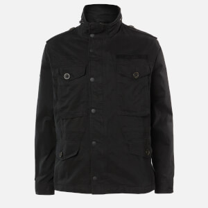 Superdry Men's Field Jacket - Jet Black