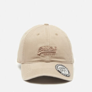Superdry Men's Orange Label Cap - Combat Brown