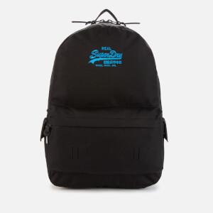 Superdry Men's Vintage Logo Montana Backpack - Black