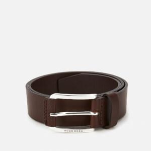 BOSS Men's Jory-Hb Belt - Brown