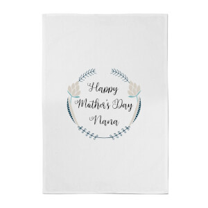 Happy Mother's Day Nana Cotton Tea Towel