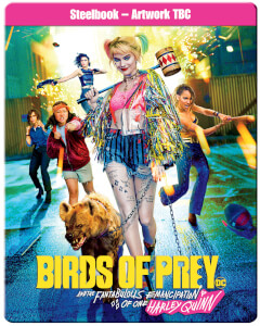 Birds Of Prey Zavvi Us