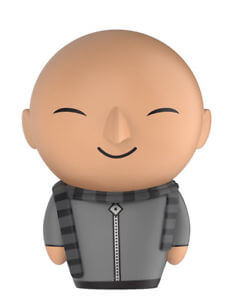 Despicable Me 3 Gru Dorbz Vinyl Figure