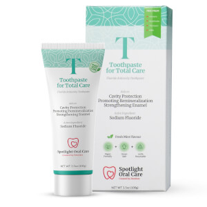 Spotlight Oral Care Toothpaste for Total Care