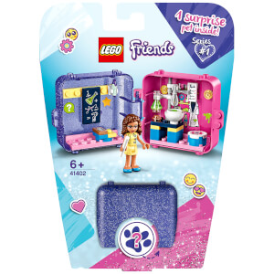 LEGO Friends: Olivia's Play Cube (41402)
