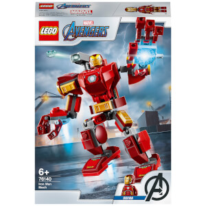 LEGO Super Heroes: Iron Man Mech (76140)