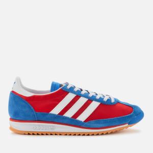 adidas X Lotta Volkova Women's SL72 Trainers - Blue/Red