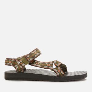 Teva Women's Original Universal Sport Sandals - Canyon Calliste Green