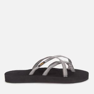 Teva Women's Olowahu Sandals - Antiguous Grey